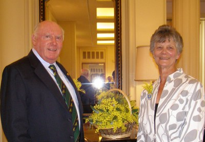 Jack & Florence Fahy Government House