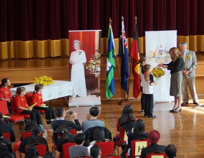 Citizenship Ceremony 2015 Canberra