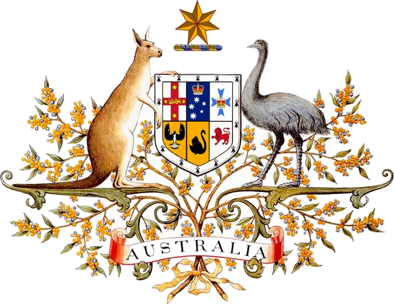Commonwealth Coat of Arms 1912