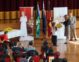 2015 Citizenship ceremony